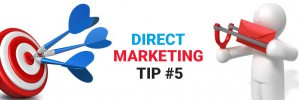 Direct Marketing Tip5